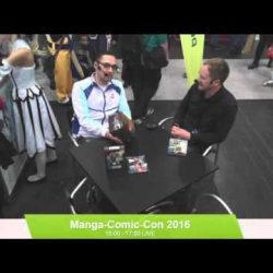 peppermint anime @ Manga Comic Con 2016 – Interview mit Nipponart