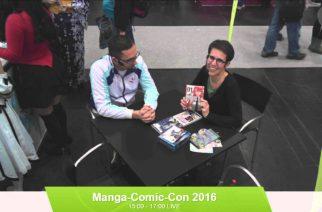Manga Comic Con 2016