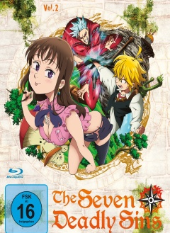 The Seven Deadly Sins Vol.2