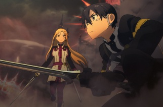 Sword Art Online – The Movie – Ordinal Scale