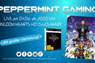 Kingdom Hearts HD 1.5+2.5 ReMIX bei peppermint gaming