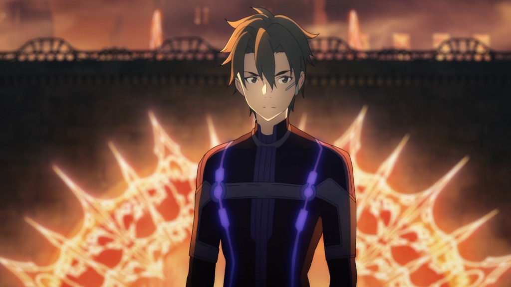 SPOTLIGHT: Eiji (Sword Art Online – Ordinal Scale)