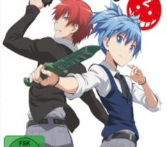 Assassination Classroom II #1