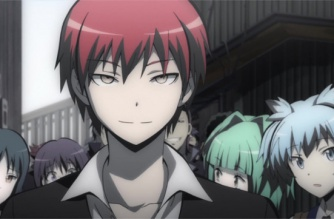 SPOTLIGHT: Karma Akabane (Assassination Classroom)