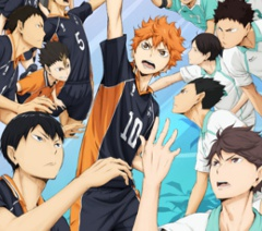 Haikyu!! Movie 2
