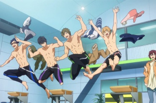 Lizenznews: Free! Take Your Marks beim AKIBA PASS FESTIVAL und peppermint anime!