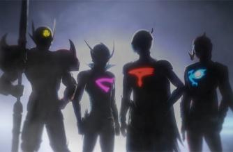 Lizenznews: Infini-T Force bei Wakanim und peppermint anime!