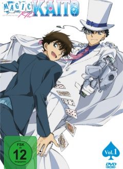 Magic Kaito 1412 #1