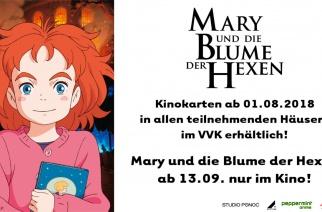 Mary und die Blume der Hexen und Mutafukaz jetzt im VVK!