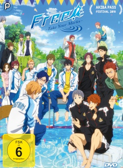 Free! – Take Your Marks