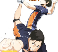 Haikyu!! – Zweite Staffel – Vol. 4