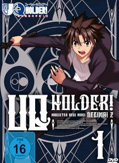 UQ Holder! Magister Negi Magi Negima! 2 – Vol. 1
