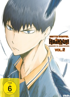 Haikyu!! – Dritte Staffel – Karasuno vs. Shiratorizawa – Vol. 2