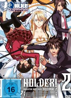 UQ Holder! Magister Negi Magi Negima! 2 – Vol. 2