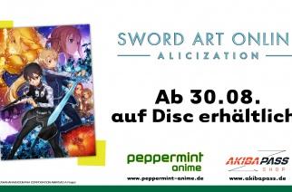 Sword Art Online – Alicization – Vol. 1 – Ab 30.08. auf Disc!