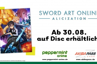 Sword Art Online – Alicization – Vol. 1 – Ab 30.08. auf Disc!