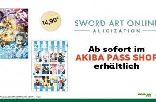 Ab sofort erhältlich: Sword Art Online – Alicization – Kalender 2020