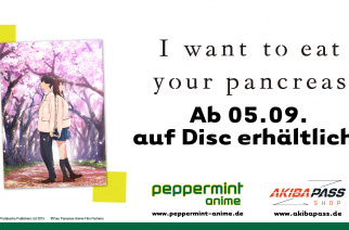 I want to eat your pancreas – Ab 05.09. auf Disc!