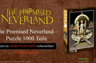 The Promised Neverland – Puzzle 1000 Teile – Jetzt vorbestellbar!