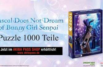 Rascal does not dream of bunny girl senpai – Puzzle – Jetzt erhältlich!