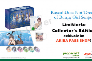 Rascal does not dream of bunny girl senpai – Collector's Edition – Jetzt vorbestellbar!