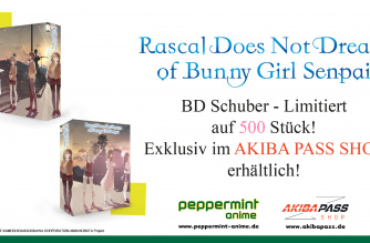 Rascal does not dream of bunny girl senpai – Sammelschuber – Letzte Chance!