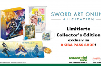 Sword Art Online – Alicization – Collector's Edition – Jetzt vorbestellbar!