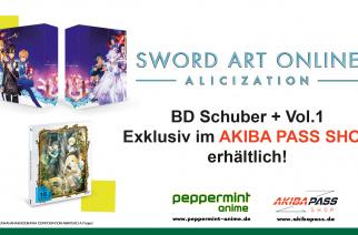 Sword Art Online – Alicization – Sammelschuber – Jetzt vorbestellbar!