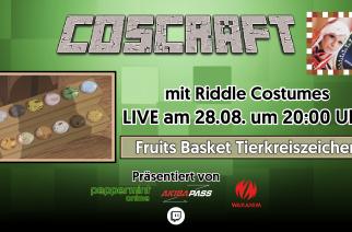 Coscraft – Tierkreiszeichen – Fruits Basket!