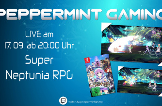 peppermint gaming: Super Neptunia RPG
