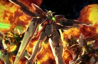 peppermint gaming: Gundam Versus