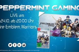 peppermint gaming: Fire Emblem Warriors
