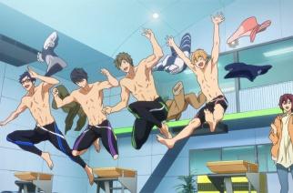 Lizenznews: Free! Take Your Marks beim AKIBA PASS FESTIVAL und peppermint anime!