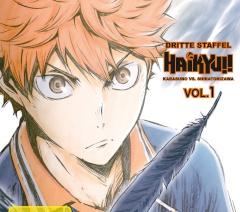 Haikyu!! – Dritte Staffel – Vol. 1