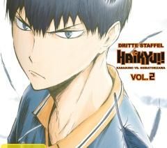 Haikyu!! – Dritte Staffel – Karasuno vs. Shiratorizawa – Vol. 2