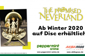 The Promised Neverland – Winter 2020 auf Disc
