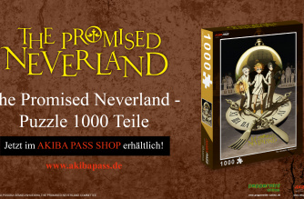The Promised Neverland – Puzzle 1000 Teile – Jetzt erhältlich!