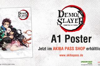 Demon Slayer – Poster – Jetzt erhältlich!