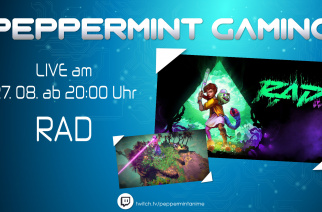 peppermint gaming: RAD
